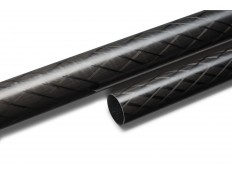 Crosslite™ Carbon fibre tube 34/32 mm, L170 cm